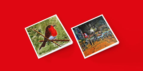 Official Forever Manchester Christmas Cards by Greater Manchester Community Groups