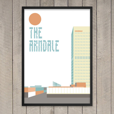 The Arndale Print - Stanley Chow & StudioDBD