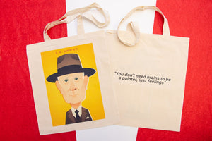 LS Lowry Tote Designed by Stanley Chow