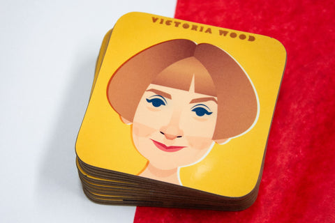 Victoria Wood Coaster Designed by Stanley Chow