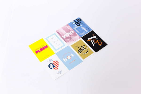 Hacienda Greetings Cards Set