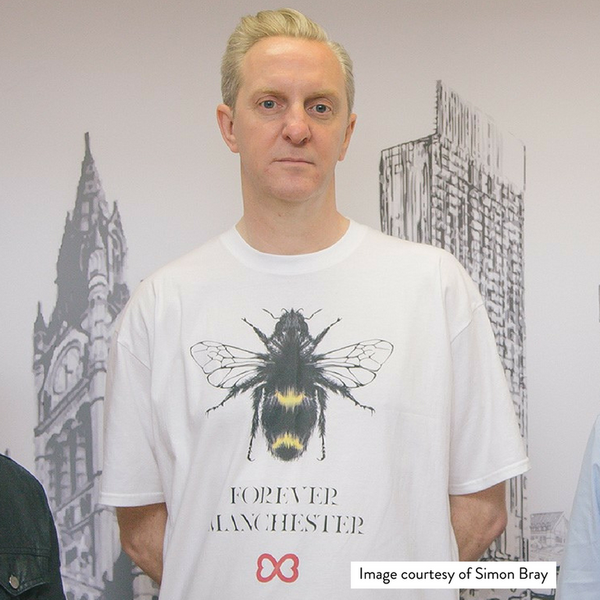 Bee T-Shirt - Designed by Si Scott