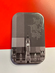 Manchester Town Hall Magnet