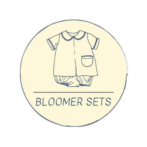 BOYS BLOOMER SETS