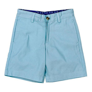 J. Bailey Ice Blue Twill Short