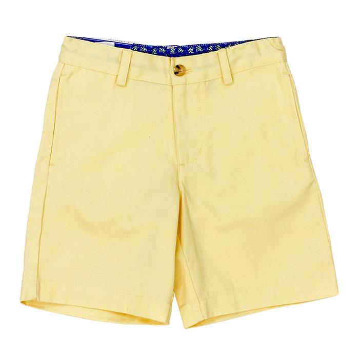J. Bailey Canary Twill Short