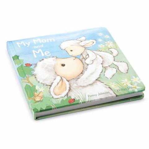 Jellycat My Mom & Me Book