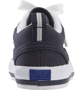 Keds Navy Graham Canvas Shoe
