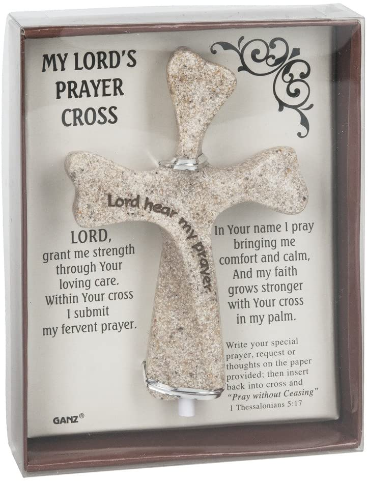 My Lord's Prayer Cross