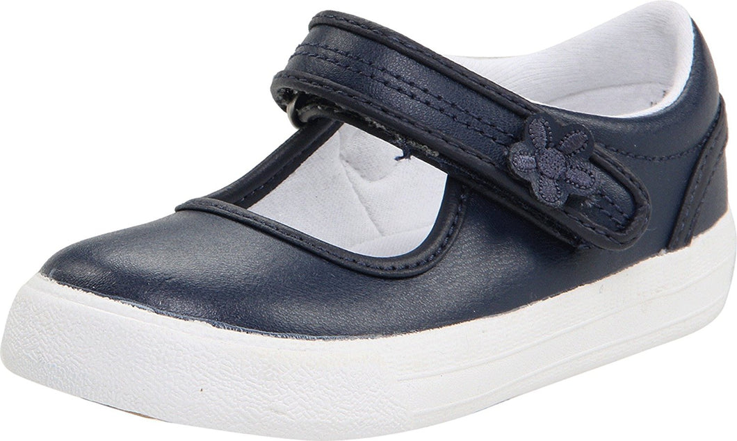 Keds Navy Ella Mary Jane Shoe