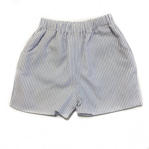 Banbury Elastic Short Sandra Stripe