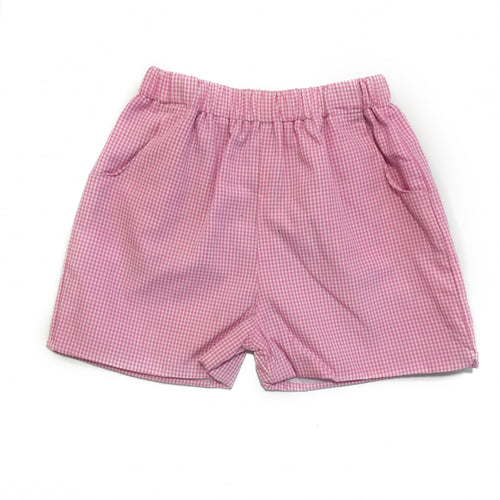 Banbury Elastic Short Hot Pink