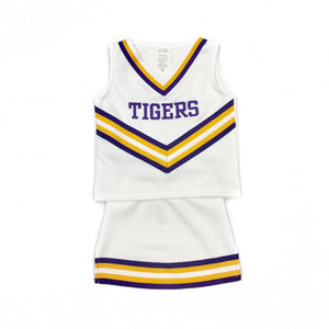 Tigers Cheerleader Uniform