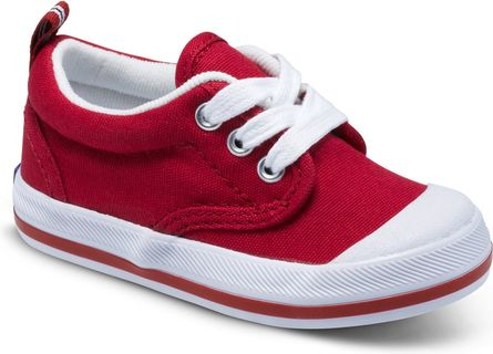 Keds Red Graham Canvas Shoe