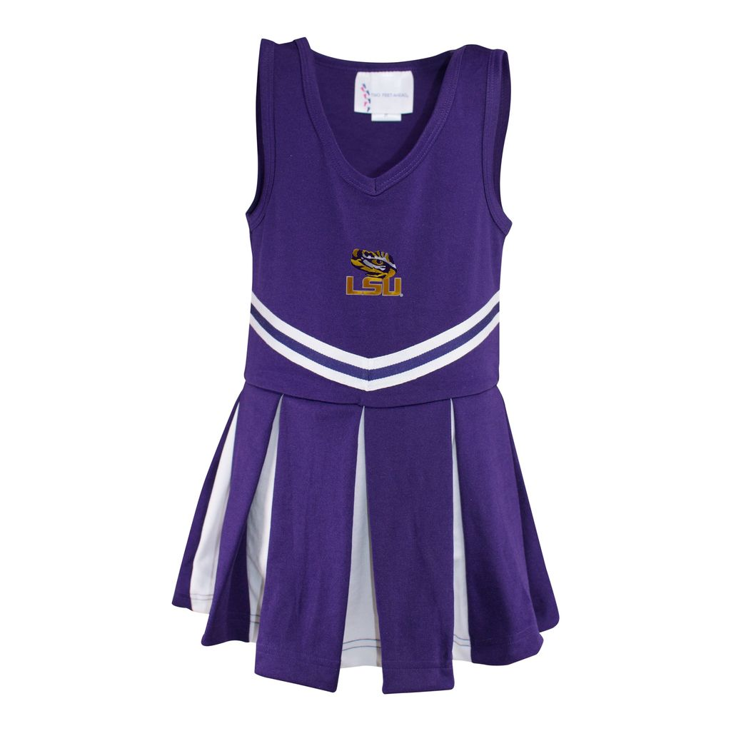 LSU One Piece Cheer