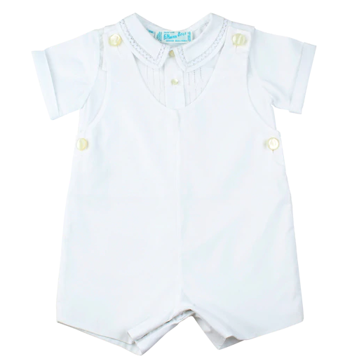 Feltman Brothers White Shortall