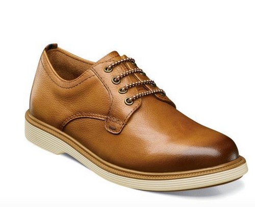 Florsheim Cognac Supacush Lace Up Shoe