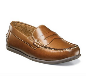 Florsheim Saddle Tan Jasper Penny Loafer