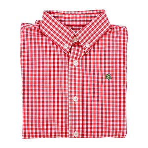J. Bailey Cardinal Button Down