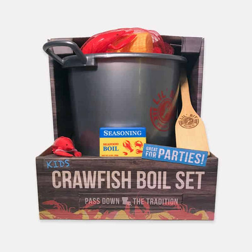Lil' Bit Crawfish Boil Set