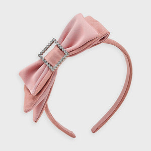 Mayoral Rose Bow Headband