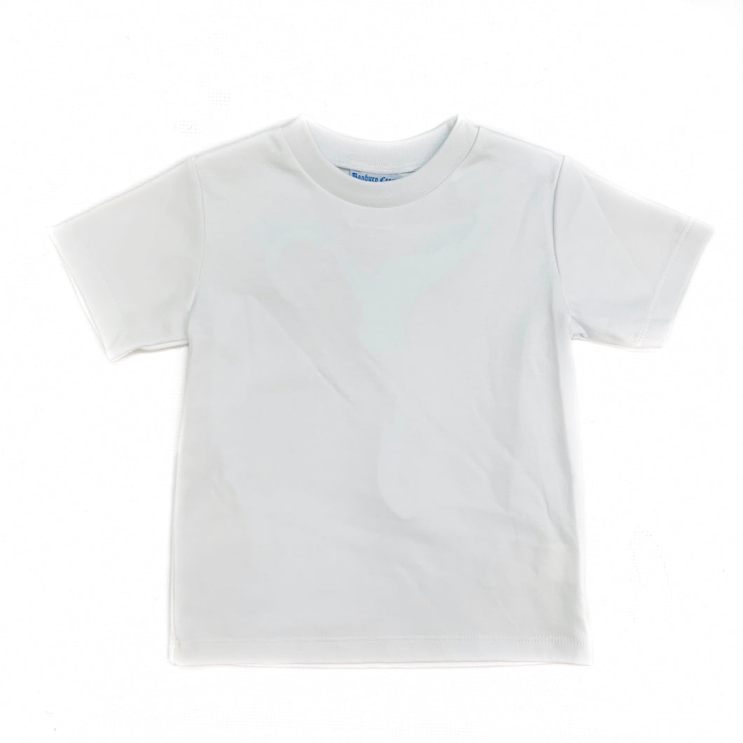 Banbury Cross S/S Basic White T-Shirt