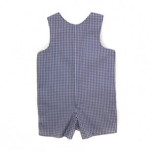 Banbury Basic Shortall Royal Plaid