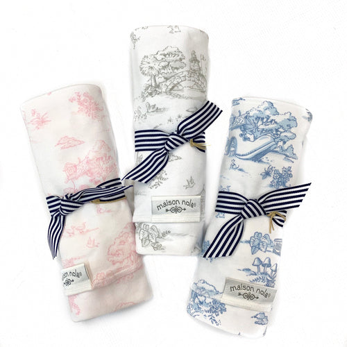 Maison Nola Single Swaddle Blanket