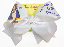 Two Sisters Golden Girl Bow