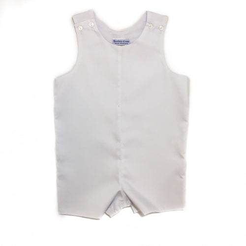 Banbury Basic Shortall White Pique