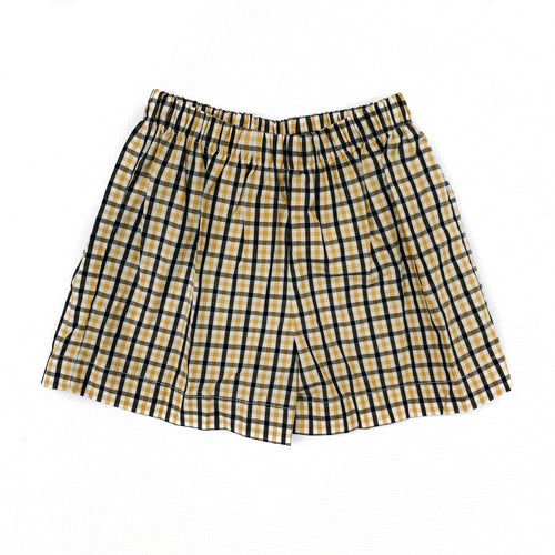 Lulu Bebe Black/Gold Shorts
