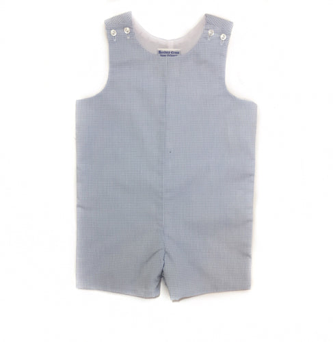 Banbury Basic Shortall Light Blue Check