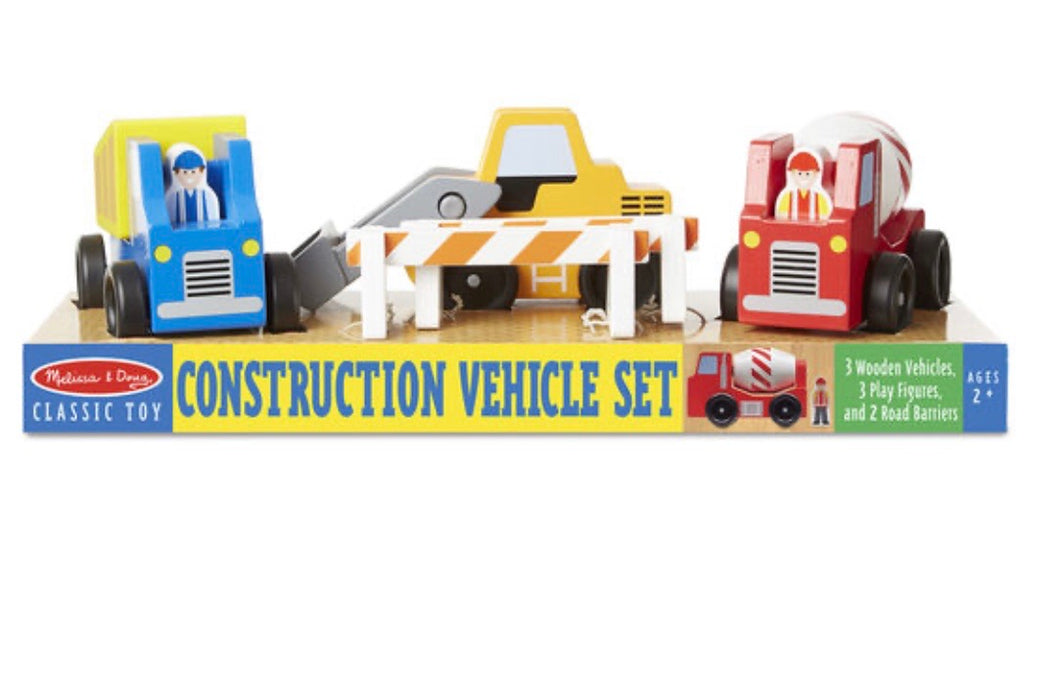 M&D Construction Vehicle Set