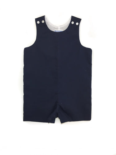 Banbury Basic Shortall Navy Pique
