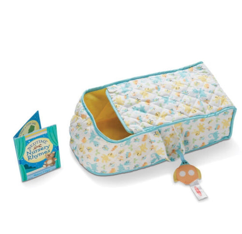 M&D Bassinet Play Set