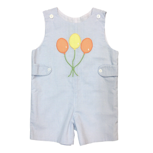 Little English Balloon Birthday Shortall