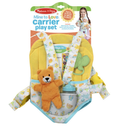 M&D Carrier Play Set