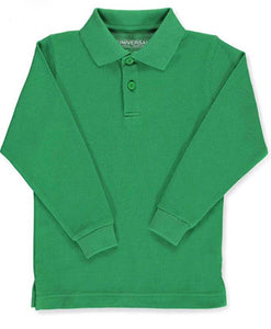 Universal Kelly Long Sleeve Polo Shirt