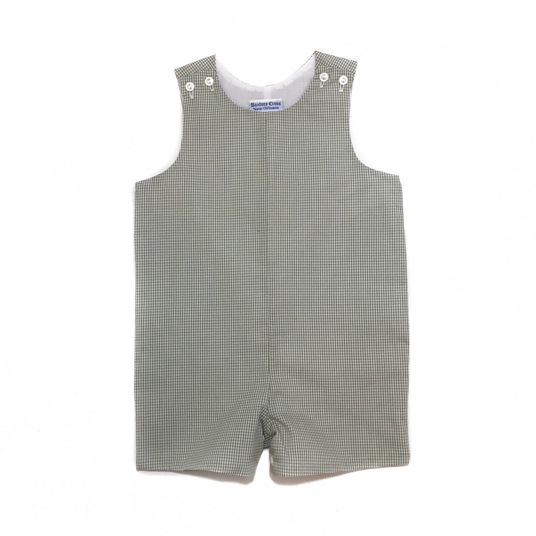 Banbury Basic Shortall Grey Check