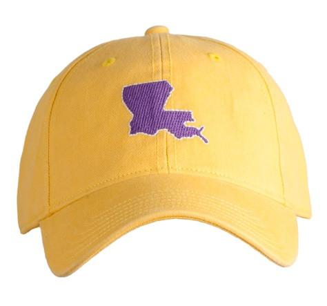 Harding Lane Louisiana Baseball Cap
