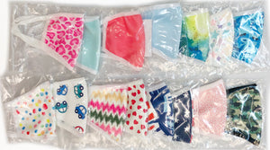 Kids Knit Face Mask  2-8