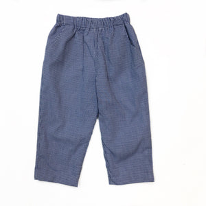 Banbury Cross Royal Gingham Pant