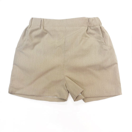 Banbury Cross Tan Pincord Shorts