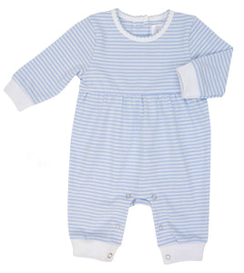 Paty Stripe Long Romper