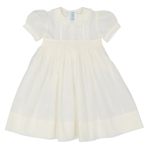 Feltman Ivory Flower Girl Dress