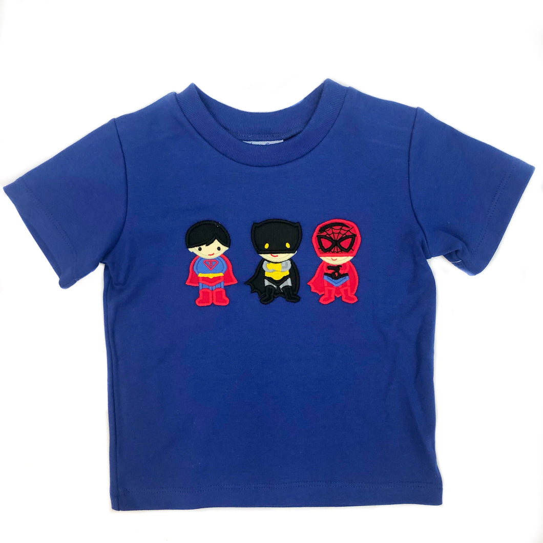 Banbury Superhero Applique Tee