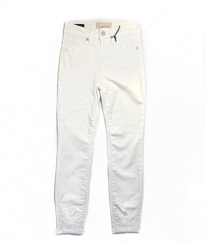 Habitual White Amber Stretch Twill Pant