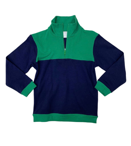 Little English Hastings Half Zip