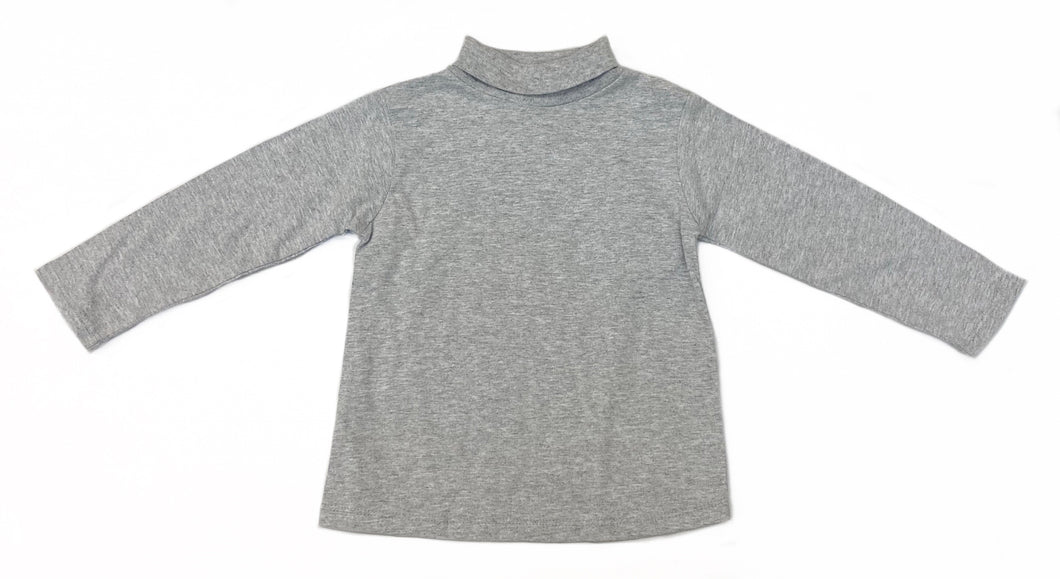 Bailey Boys Grey Turtleneck