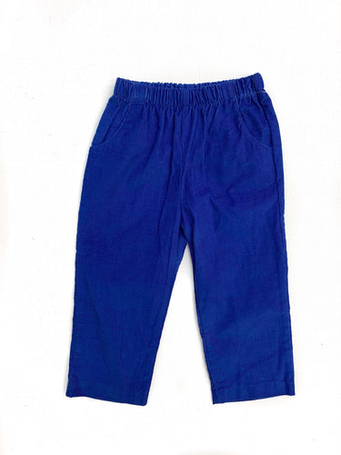 Banbury Cross Royal Blue Corduroy Pant